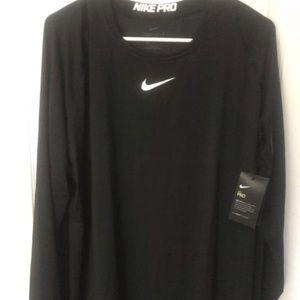 New Nike PRO shirt size XL